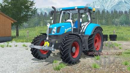 New Holland Ƭ6.160 para Farming Simulator 2013