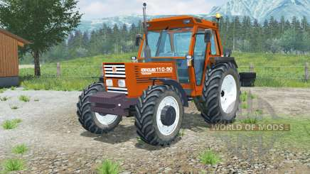 Nueva Hollanɗ 110-90 para Farming Simulator 2013