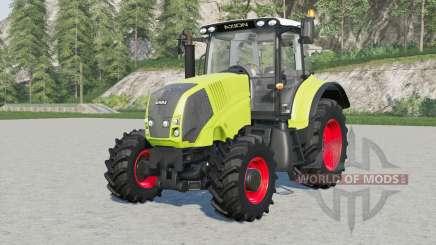 Claas Axion para Farming Simulator 2017