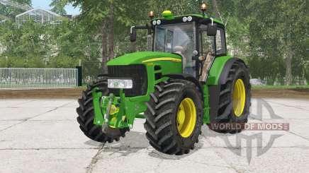John Deere 7530 Premiuᵯ para Farming Simulator 2015