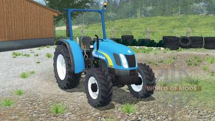 New Holland T40ⴝ0 para Farming Simulator 2013