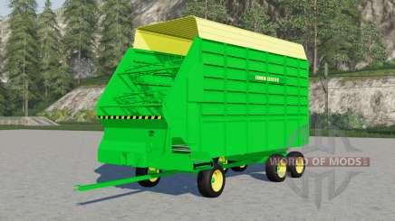 John Deere 716 para Farming Simulator 2017