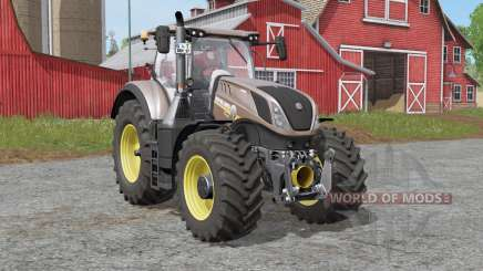 New Holland T7-seᶉies para Farming Simulator 2017