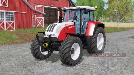 Steyr 6140 CVƬ para Farming Simulator 2017