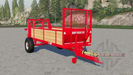 SIP Orion 25 para Farming Simulator 2017