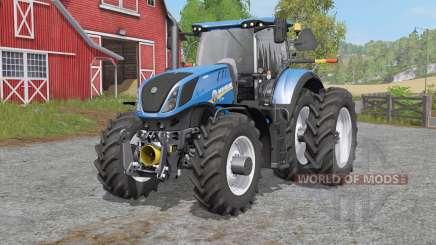 New Holland T7-seᵲies para Farming Simulator 2017
