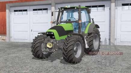 Deutz-Fahr Agrotroɲ 165 para Farming Simulator 2017
