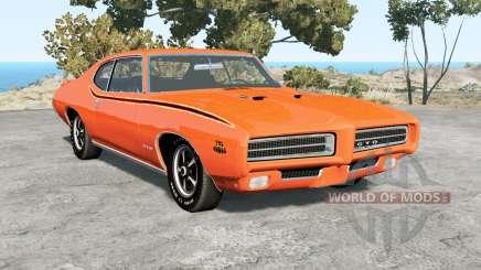 Pontiac GTO The Judge 1969 para BeamNG Drive