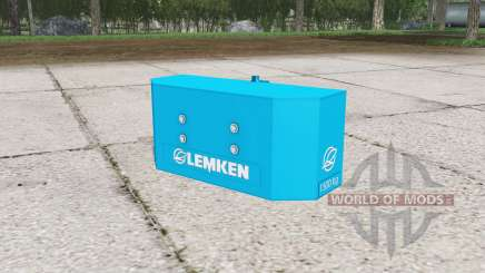 Lemken weight para Farming Simulator 2015