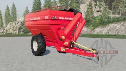 Jan Tanker Fasᵵ 19.000 para Farming Simulator 2017