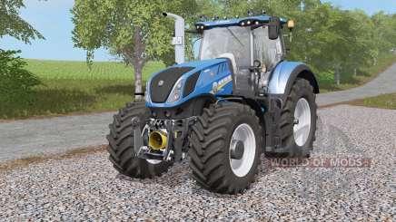 Nueva Holanda T7.290 q T7.ӡ15 para Farming Simulator 2017