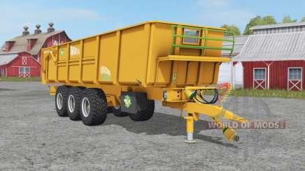 Dangreville 24Ƭ para Farming Simulator 2017