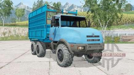 Ural-44202-0321-59 camión volquete para Farming Simulator 2015