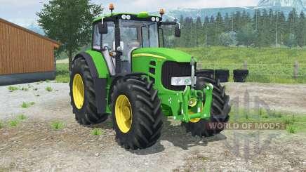 John Deere 7530 Premiuꬺ para Farming Simulator 2013