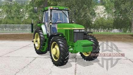 John Deeᶉe 7810 para Farming Simulator 2015