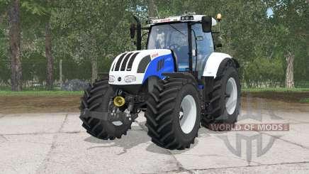 Steyr 6230 CVҬ para Farming Simulator 2015