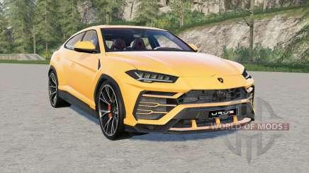 Lamborghini Urus 2018 para Farming Simulator 2017