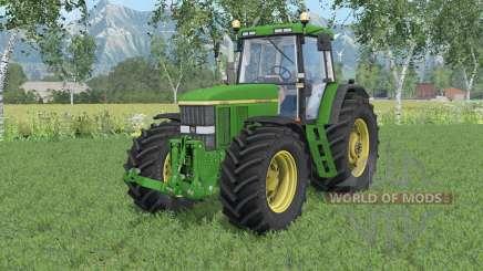 John Deeɍe 7810 para Farming Simulator 2015