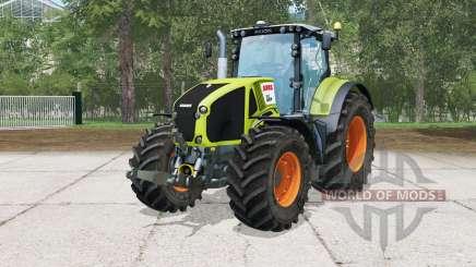 Claas Axioᵰ 950 para Farming Simulator 2015
