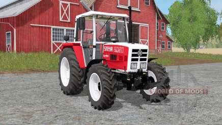 Steyr 8080A y 8090A Turbɵ para Farming Simulator 2017