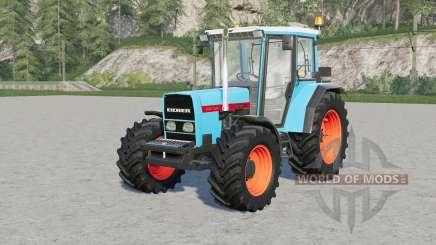 Eicher 2070 Turbá para Farming Simulator 2017