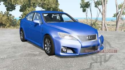 Lexus IS F (XE20) 2008 para BeamNG Drive