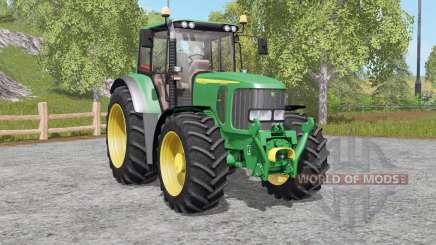 John Deere 69Ձ0S para Farming Simulator 2017