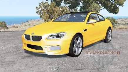 BMW M6 (F13) para BeamNG Drive