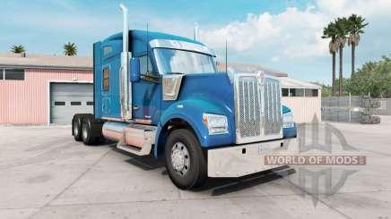 Kenworth W990 v1.2.3 para American Truck Simulator
