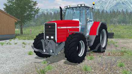 Massey Ferguson ৪110 para Farming Simulator 2013