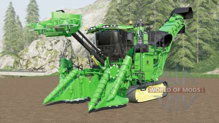 John Deere CꞪ670 para Farming Simulator 2017