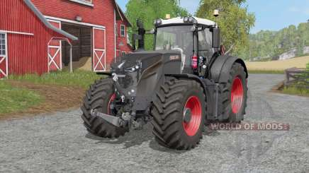 Fendt 1050 Vario Black Beautɣ para Farming Simulator 2017