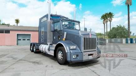 Kenworth T800 v1.9 para American Truck Simulator