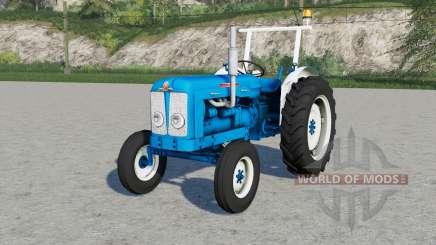 Fordson Super Majoᵲ para Farming Simulator 2017