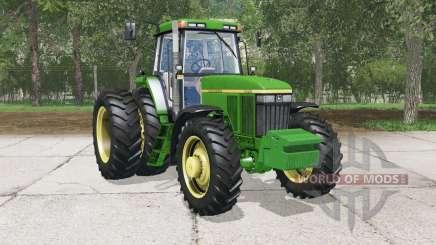 John Deeᵲe 7810 para Farming Simulator 2015