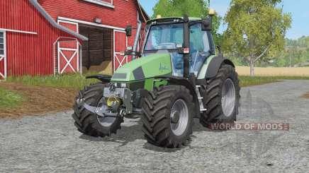 Deutz-Fahr Agrotron 120 MKろ para Farming Simulator 2017