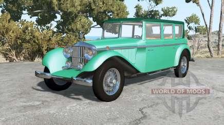Auriga Heron 1927 v2.0 para BeamNG Drive