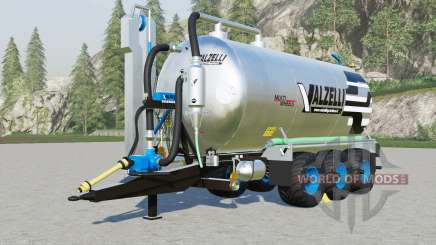 Valzelli MultiWheels 250 para Farming Simulator 2017