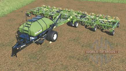 Hatzenbichler Terminator TH1৪ para Farming Simulator 2017