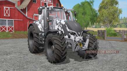 CowEditioᵰ de la serie T de Valtra para Farming Simulator 2017