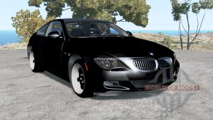 BMW M6 coupe (E63) 2009 para BeamNG Drive