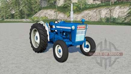 Ford Ձ000 para Farming Simulator 2017