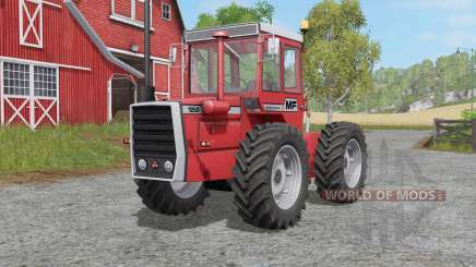 Massey Ferguson 12ⴝ0 para Farming Simulator 2017