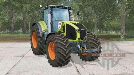 Claas Axioɲ 950 para Farming Simulator 2015