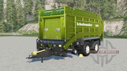 Schuitemaker Rapide ⴝ80V para Farming Simulator 2017