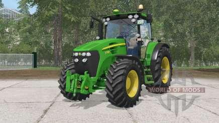 John Deere 77ろ0 para Farming Simulator 2015