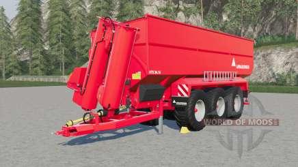 Annaburger HTS 34.16 para Farming Simulator 2017