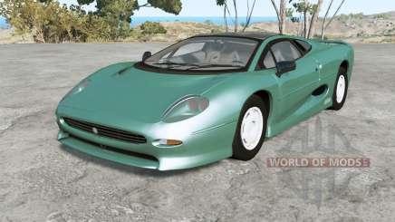 Jaguar XJ220 1994 para BeamNG Drive