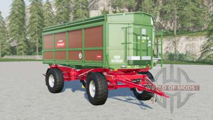 Rudolph DK 280 W v1.0.0.1 para Farming Simulator 2017