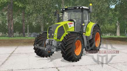 Claas Axioɳ 850 para Farming Simulator 2015